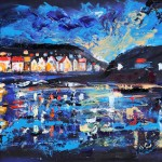 Staithes Light by Richard Barnes