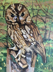 Stonegate Owl - Day