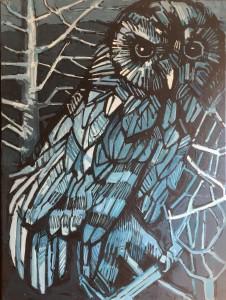 Stonegate Owl - Night