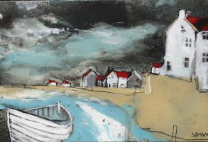 Storm Clearing, Staithes