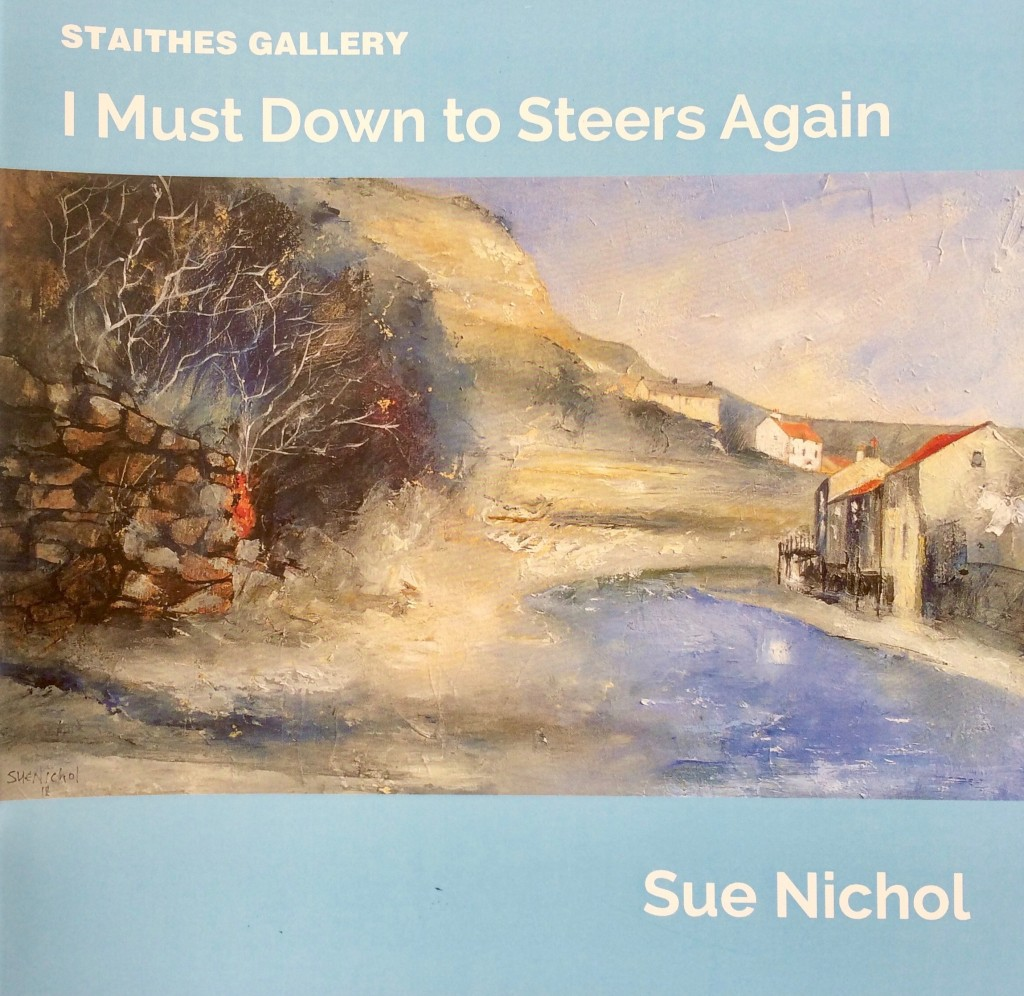 Sue Nichol catalogue cover