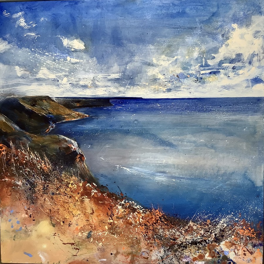 The Cleveland Way: Port Mulgrave to Staithes by Chantal Barnes