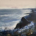 The Cleveland Way: Staithes to Port Mulgrave I by Chantal Barnes