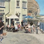 The Cod and Lobster, Staithes by Lynton Parmar Hemsley