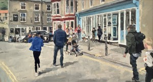 The Gallery and Cobbles, Staithes