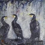Three's a Crowd by Sue Nichol