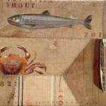 Untitled with Sea Trout by Paul Czainski