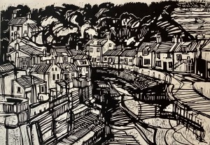 Up the Beck, Staithes