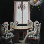Visitation by Paul Czainski