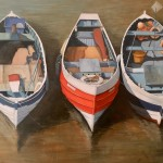 We Three Cobles II by Lucy Wilson