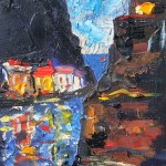 A Slice of Staithes by Richard Barnes